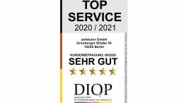 TOP SERVICE - das Servicesiegel frü Deutschland