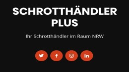 Schrottabholung Duisburg und Umgebung