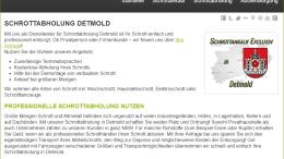 Schrottabholung-detmold