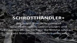 Schrottabholung in Düsseldorf für Privat- und Gewerbekunden