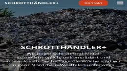 Schrottabholung in Dinslaken (2)