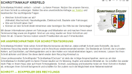 Schrottankauf-Krefeld