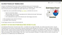 Schrottankauf-Remscheid