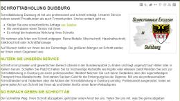 schrottabholung-duisburg