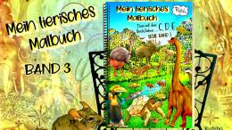 Mein tierisches Malbuch Band 3