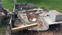 Schrottabholung Hamm holt den Altmetallschrott