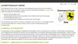 Schrottankauf-Herne