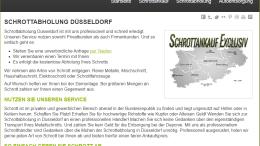 schrottabholung-düsseldorf
