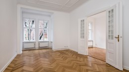 DEU, Deutschland, Berlin, 08.01.19, David Borck Immobiliengesellschaft mbH, Immobilienobjekt: Bochumer Str. 17, 10555 Berlin, VH 1.OG re. [Photography: © michel-koczy.com, info@michel-koczy.com, tel.+49 171 8323257]
