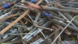 Schrottabholung Iserlohn Altmetallschrott loszuwerden