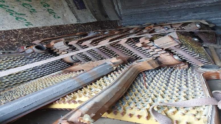 Schrottabholung in Oberhausen – Ordentliche Entsorgung von Altmetallen