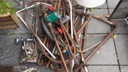 Die Schrottabholung in Krefeld arbeitet für die Kunden kostenlos
