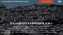 Schrottankauf Oberhausen über Schrotthändler Plus